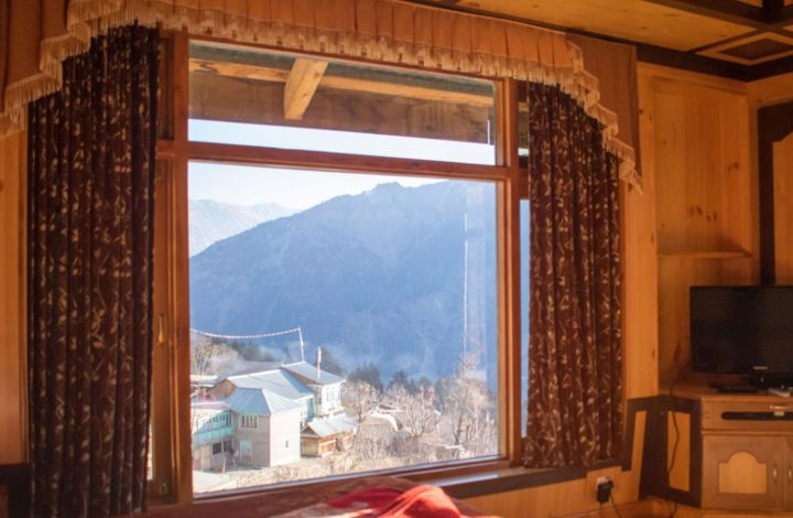 Suite with Mountain View